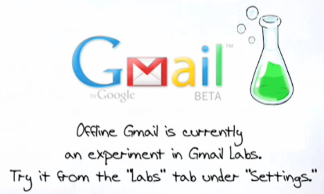 Gmail off-line interesante !!! muy interesante!!!