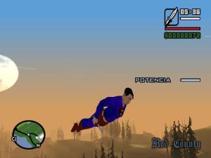 ¿Es un ave? ¡No! ¿Es un avión? ¡No! ¡Es Superman con su Navaja!